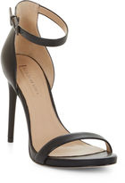BCBGMAXAZRIA Dona High-Heel Leather Sandal
