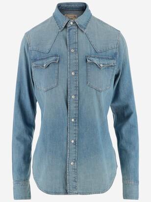 Polo Ralph Lauren Washed Denim Shirt