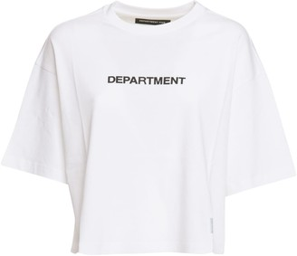 DEPARTMENT 5 Cropped T-shirt