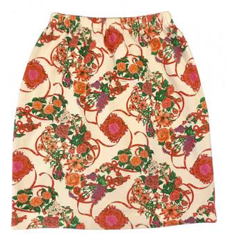 Hermes Multicolour Cotton Skirts