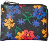 Paul Smith Floral multicolour small coin purse