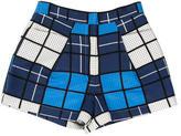 Timo Weiland Printed Mini Shorts