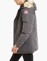 Canada Goose Fur Trimmed Chateau Parka