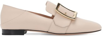 Bally 10mm Janelle Leather Loafers