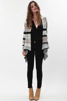 Goddis Wynn Sweater In Black Forest S/M
