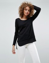 Only Jessy Jess Layered Long Sleeve Tee