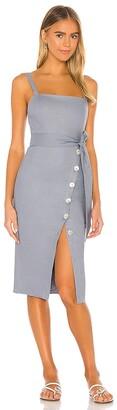 Privacy Please Saratoga Midi Dress