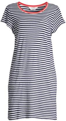 Splendid X Gray Malin Seaside Stripe T-Shirt Dress
