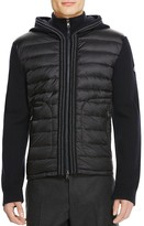 Moncler Sweater Down Hoodie