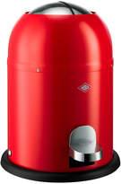 Wesco Single Master Bathroom Bin - Red