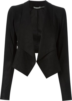 Alice + Olivia Open Front Jacket