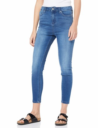 Miss Selfridge Women's Lizzie Short Skinny Jeans
