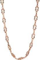 Yochi Design Yochi Crochet Chain Necklace