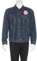 Levi's Yankees Denim Jacket w/ Tags