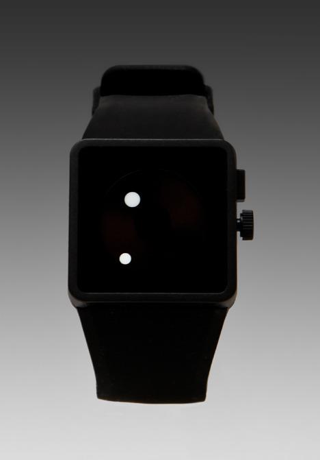 Nixon The Newton in Black/White