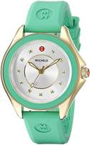 Michele Women's MWW27A000009 Cape Green Watch