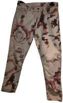 Isabel Marant Purple Denim - Jeans Jeans