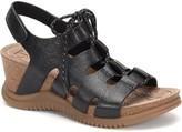Bionica Ghillie Leather Wedges - Sorena