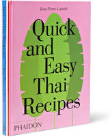 Phaidon Quick And Easy Thai Recipes Book - Pink