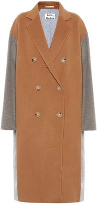 Acne Studios Wool double-breasted coat