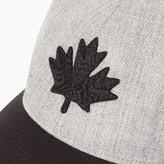 Roots Modern Leaf Block Baseball Cap