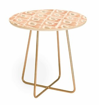 Ash East Urban Home Dash and Catch Me Round End Table East Urban Home