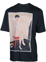 3.1 Phillip Lim Illustration Print T-shirt