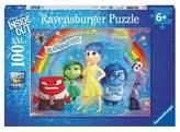 Insideout Ravensburger Disney Mixed Emotions Puzzle - 100 Pieces