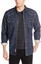 Levi's Men's Heywood Denim Long Sleeve Shirt