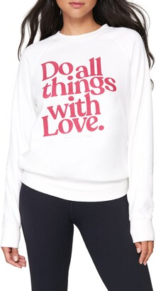 Spiritual Gangster Old School Sweatshirt