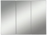 John Lewis Triple White Gloss Bathroom Cabinet