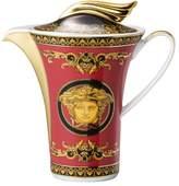 Versace Medusa Red Porcelain Creamer