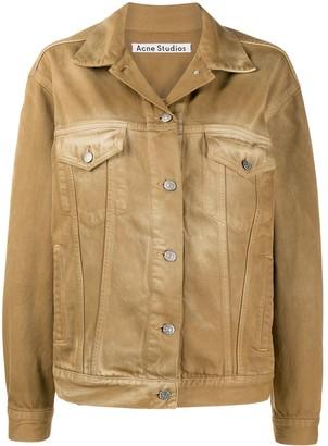 Acne Studios Recrafted 2000 denim jacket