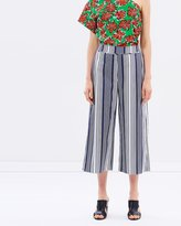 Warehouse Stripe Culottes