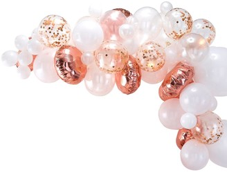 Ginger Ray Rose Gold Baloon Arch Kit