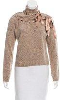 Valentino Wool & Cashmere-Blend Sweater