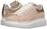 Alexander McQueen Lace-Up Sneaker Women's Lace up casual Shoes