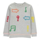 Stella McCartney Sale - Biz Punctuation Sweatshirt