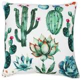 Bungalow Rose Cassano Succulent Throw Pillow
