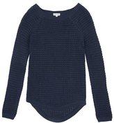 Splendid Girl Loose Knit Sweater Set