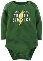Carter's Grandpa's Sidekick Bodysuit