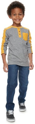 Sonoma Goods For Life Boys 4-12 Athletic Taper Jeans