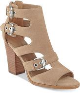 Marc Fisher Calinda Block-Heel Sandals