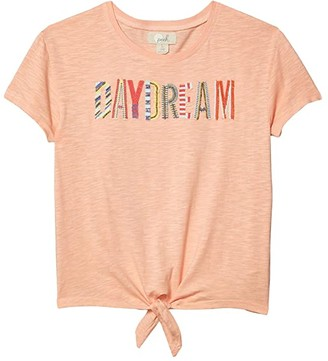 PEEK Luna Daydream Top (Toddler/Little Kids/Big Kids) (Coral) Girl's Clothing