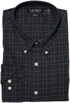 Lauren Ralph Lauren Non-Iron Slim Fit Dress Shirt Men's Long Sleeve Button Up