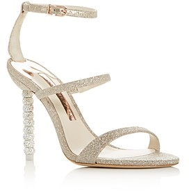 Sophia Webster Women's Rosalind Crystal 100 High-Heel Sandals