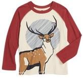 Tea Collection Heijo Graphic T-Shirt (Toddler Boys & Little Boys)