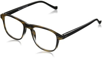 Peepers Women's High Tide - Brown/black 2440250 Square Reading Glasses