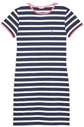Jack Wills Harlech Stripe Ringer Dress