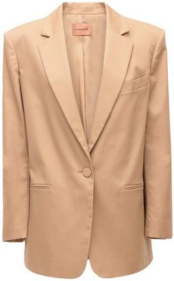 The Andamane Guia Gabardine Cotton Blazer